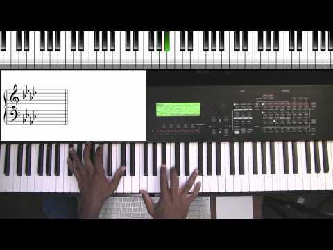 Grateful – Hezekiah Walker (Piano Chords)