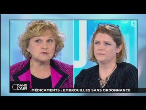 C dans l'air - Médicaments : embrouille sans ordonnance 09/12/15