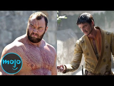Top 10 Brutal Fight Scenes On TV