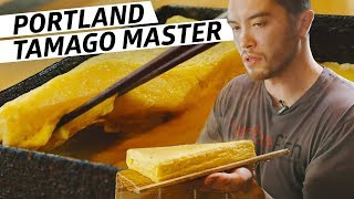 How a Master Sushi Chef Creates the Perfect Japanese Omelette