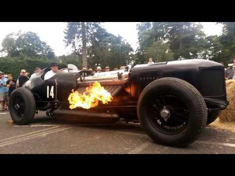 Tak chodzi i odpala silnik o pojemności 42 litrów i mocy 1500 koni mechanicznych