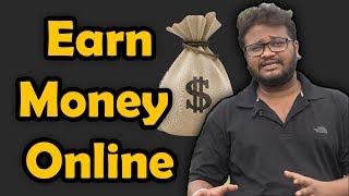 How To Earn Money Online | Overview Guide For a Beginner & Motivation #1