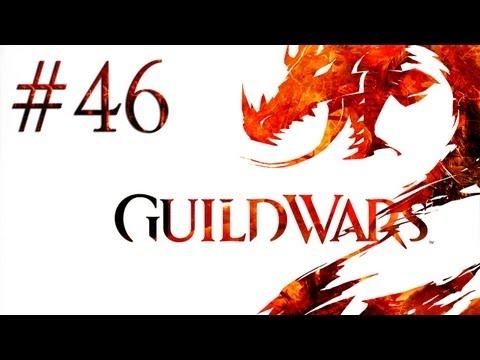 Guild Wars 2 - Прохождение - Кооп - Ехидный, пошлый старикашка (Серия 46)