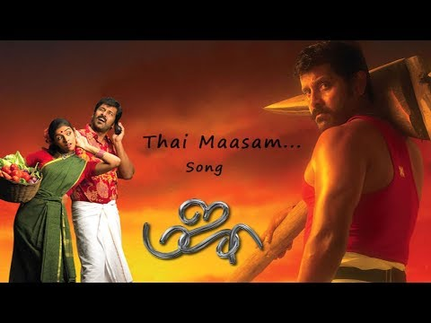 Majaa songs  Majaa video songs  Majaa  Thai Maasam Video song  Tamil Kuthu songs  Sindhu Tolani
