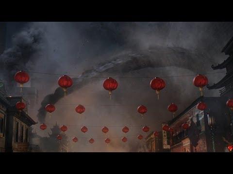 New Godzilla Trailer
