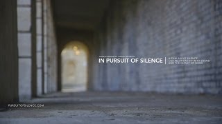 In Pursuit of Silence