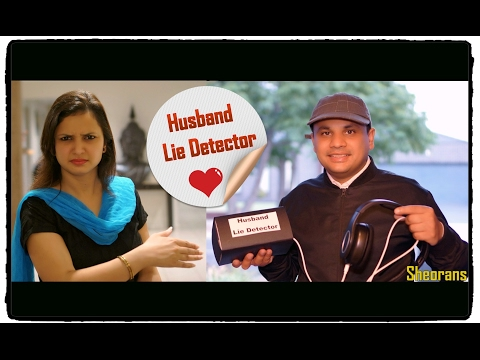 Video Husband Lie Detector   Sheorans   Funny Video download in MP3, 3GP, MP4, WEBM, AVI, FLV January 2017