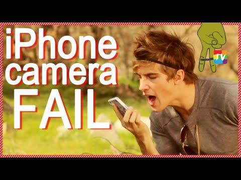 Joey Graceffa iPhone Camera Fail
