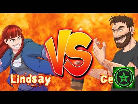 Episode) - Geoff takes on Lindsay in this week's VS. Can the student take down the master and keep her belt? RT Store: http://bit.ly/ZvZHS1 Rooster Teeth: http://roosterteeth.com/ Achievement Hunter:...
