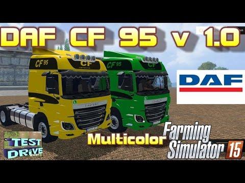 DAF CF95 v1