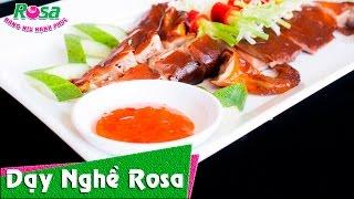 Học nấu ăn: các món nướng - quay tại Rosa