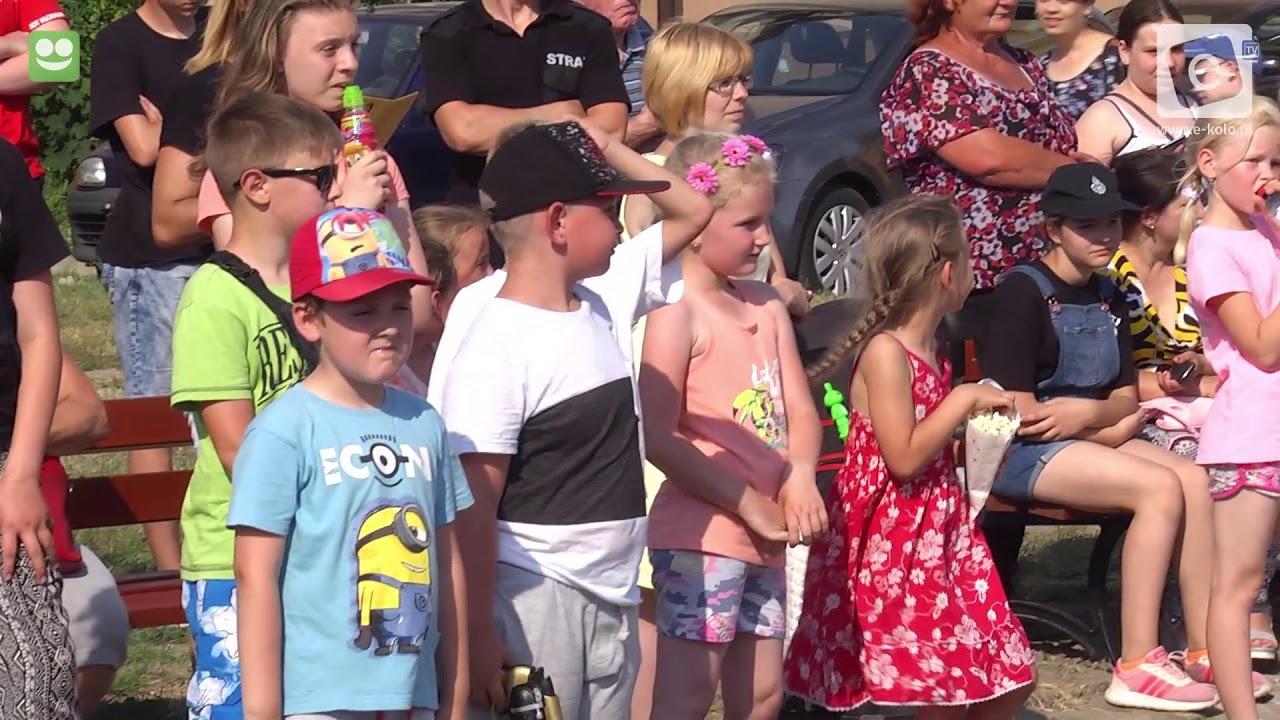 Dzień Dziecka i otwarcie boisk w Kłodawie