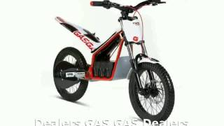2. 2012 GAS GAS TXT Cadet 70  motorbike Features [Motorcycle Specs]