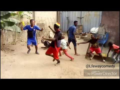 Naira Marley x Olamide x Lil Kesh - Issa Goal dance