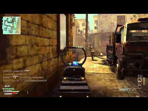 seatown - MW3 Seatown gameplay. This is a Team Deathmatch / TDM vs a party of trash talkers. Be careful who you trash talk because stats and prestige emblem can be mis...