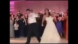 رقص عروس و داماد باحال ایرانی - عروسی ایرانی