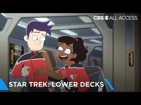 Star Trek: Lower Decks First Look
