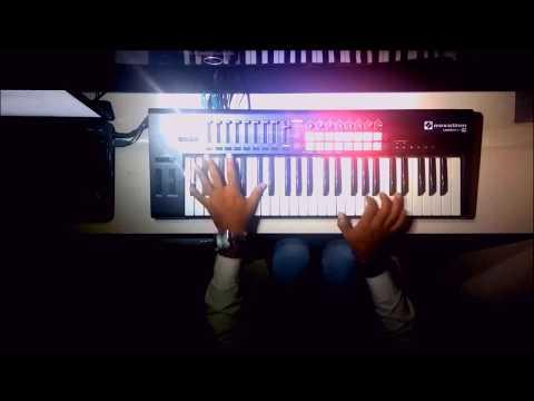 Laza Morgan - This Girl   Piano Cover / Tutorial   Step Up   Novation Launchkey