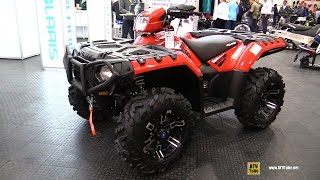 6. 2016 Polaris Sportsman XP 1000 Recreational Review - Walkaround - 2016 Toronto ATV Show