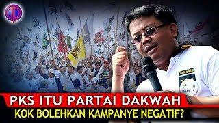 Video Lucunya PKS... Partai Dakwah, Kok Bolehkan Kampanye Neg4tif?! MP3, 3GP, MP4, WEBM, AVI, FLV Oktober 2018