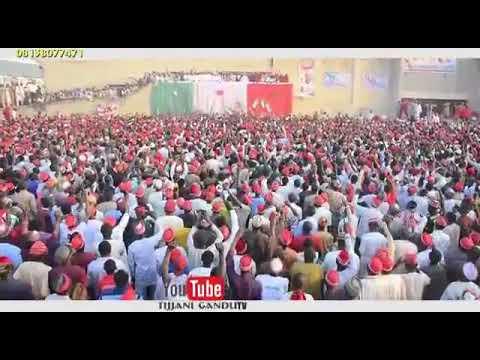 Wakar Tijjani Gandu ta yan Kwankwasiyya