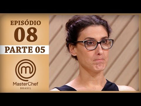MASTERCHEF BRASIL 25042017  PARTE 5  EP 8  TEMP 04