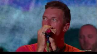 Coldplay   Amazing Day live @ Belasco Theatre LA 2015