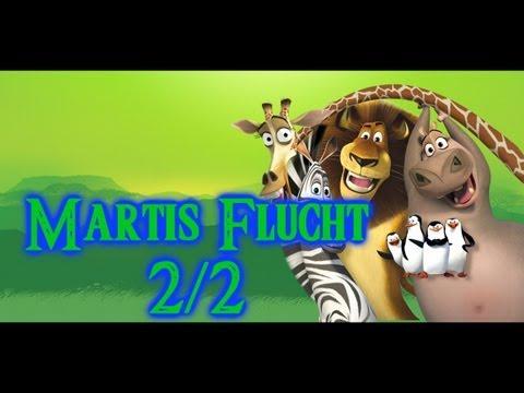 Walkthrough Madagascar - Kapitel 2 - Martis Flucht - Teil 2/2