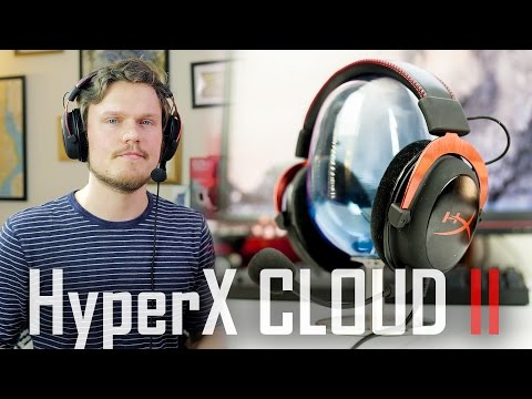 HyperX Cloud II w/ 7.1 Surround Sound | One of the best for $99!