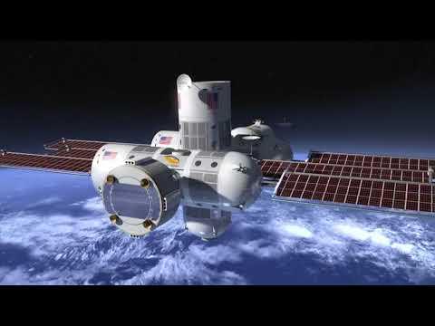 Urlaub im Orbit: Erstes Weltraum-Hotel bietet kargen Lu ...