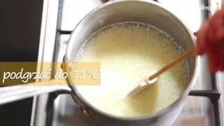 Przepis na twaróg z maślanki - biały ser