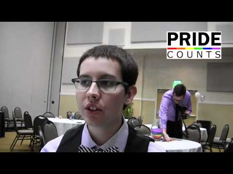 Pride Counts To Carson Summers