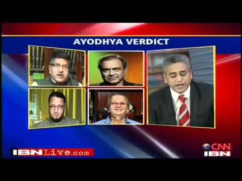 ibnlive - Rajdeep Sardesai got angry just becasue he was told what is he doing. He blantantly tells lies that he is not malligning Hindus and encoraging Pseudo Secular...