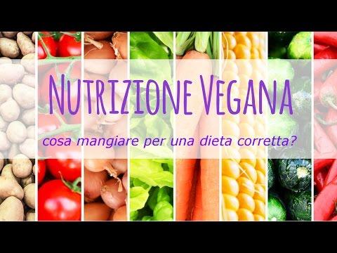 Nutrizione vegana corretta: cosa mangiare?