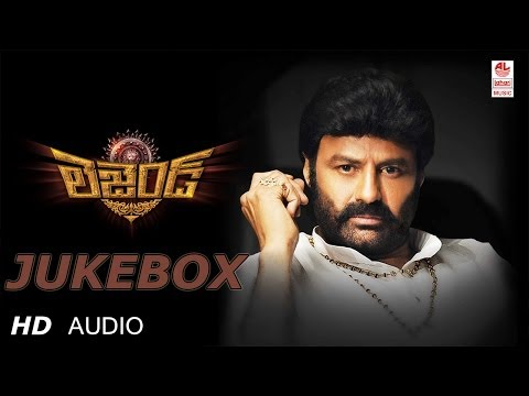 Legend Movie Songs I Legend  Jukebox I Legend Full Songs HD  Balakrishana Jagapathi Babu