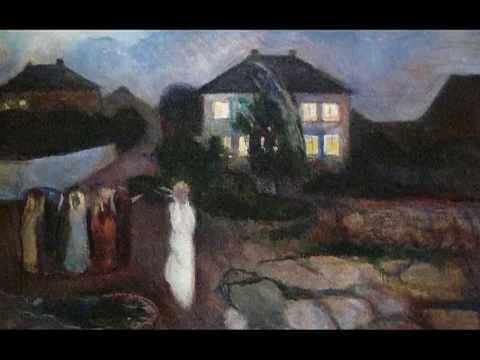 Munch The Storm Video Khan Academy