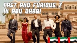 Nonton Fast and Furious 7 Location (Abu Dhabi, UAE) Film Subtitle Indonesia Streaming Movie Download