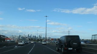 West Gate Freeway, Melbourne, Victoria