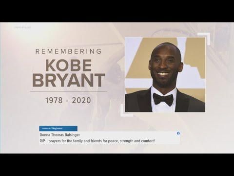 Kobe and Gianna Bryant among 9 killed in helicopter crash