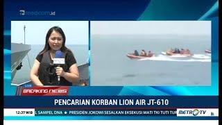 Video Rabu Siang, Ini Perkembangan Terkini Pencarian Badan Pesawat JT610 di Perairan Tanjung Karawang MP3, 3GP, MP4, WEBM, AVI, FLV November 2018