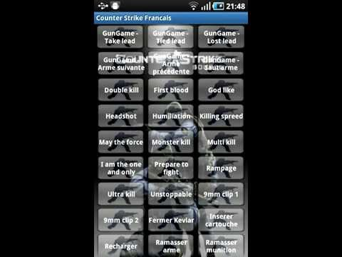 Video of Counter Strike Soundboard