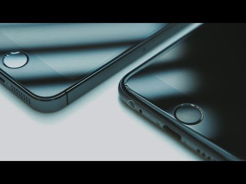 Apple's iPhone 6 shown for the first time in leaked Russian YouTube video video