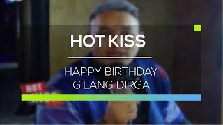 Tanggal 17 Agustus menjadi tanggal istimewa bagi Gilang Dirga karena bertepatan dengan bangsa Indonesia merayakan Ulang Tahun kemerdekaannya. Namun, harapan Gilang Dirga untuk mendapatkan surprise ulang tahun dari keluarga besar Bintang Patura di panggung pada tanggal 16 Agustus ternyata tidak terwujud. Simak selengkapnya hanya di Hot Kiss.