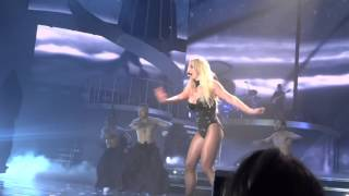 HD Britney Spears Everytime/Baby One More Time/Oops I did it again - Piece of me - December 28 2015