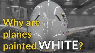 Video REASON WHY PLANES ARE PAINTED WHITE! Explained by CAPTAIN JOE MP3, 3GP, MP4, WEBM, AVI, FLV Desember 2018
