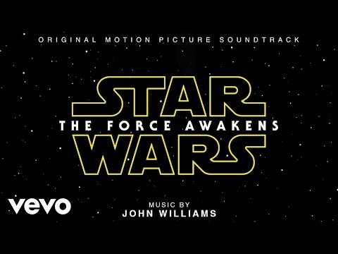 John Williams - Rey's Theme (Audio Only) (видео)