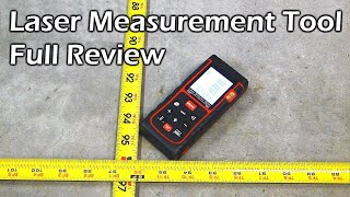 Video Compact Laser Measurement Tool - Lenght / Area / Volume MP3, 3GP, MP4, WEBM, AVI, FLV Juli 2018