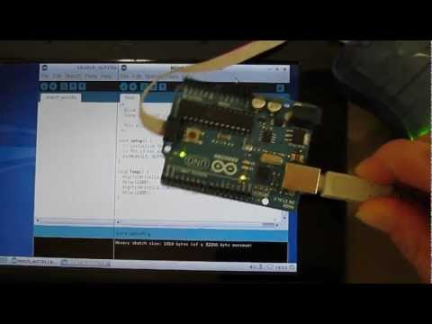 Uploading Arduino HEX files with XLoader