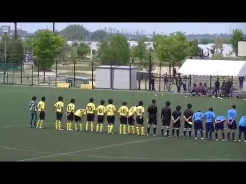 守山中学校vs志賀中学校 後半