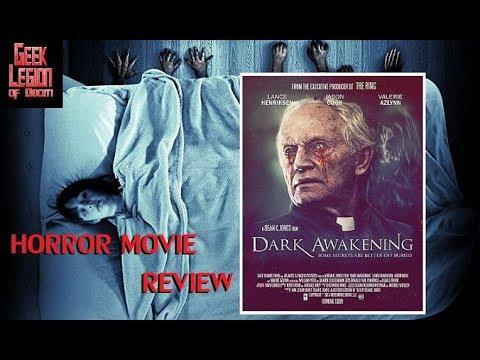 DARK AWAKENING ( 2014 Lance Henriksen ) aka NEVERMORE Haunted House Movie Review